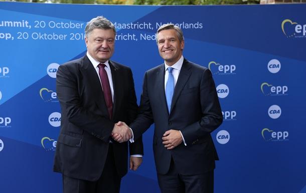 Кандидат у прем єри Нідерландів: Викину угоду Україна-ЄС