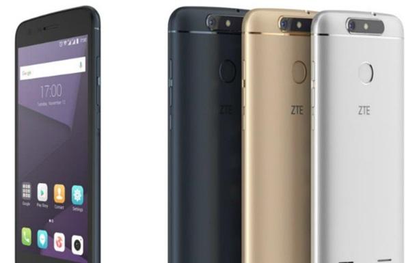 ZTE представила первый в мире  гигабитный  смартфон