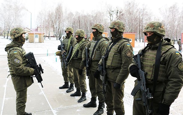 Нацгвардія: Готові зняти блокаду силою за наказом