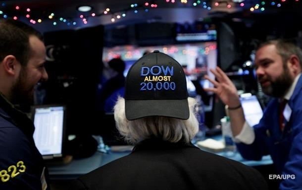 Торги на біржах США завершилися зростанням, Dow Jones б є рекорди