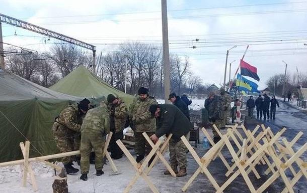 Блокада Донбасса - угроза экономике Украины
