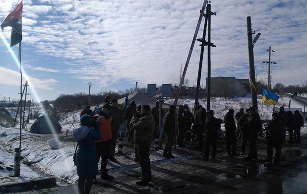 Штаб блокады: Идет штурм редута на Донбассе