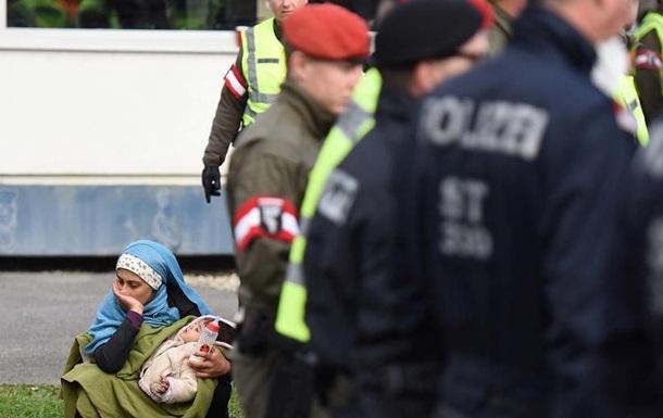 Австрія планує штрафувати шукачів притулку