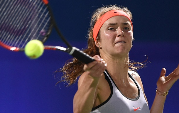Свитолина снялась с турнира в Куала-Лумпур