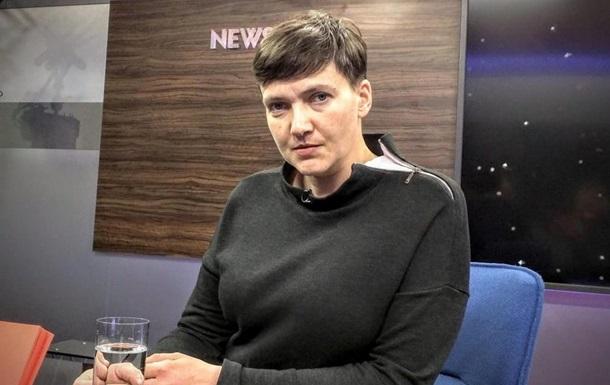 Савченко собралась ехать и в Крым