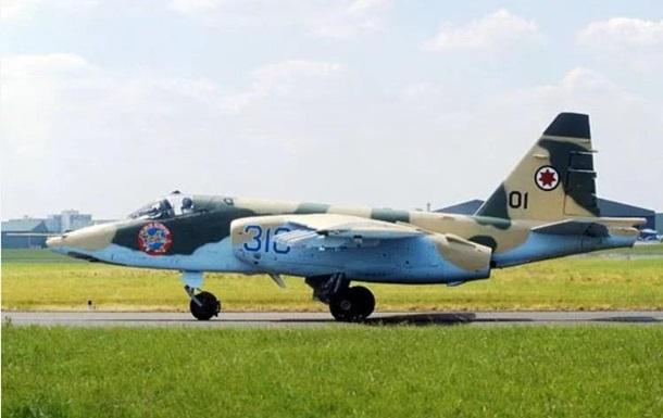 Грузія відмовилася від штурмовиків Су-25