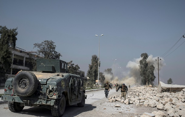 Іракська армія відбила ще один район Мосула