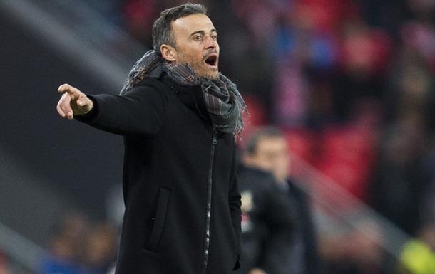 Офіційно: Луїс Енріке залишить Барселону в кінці сезону