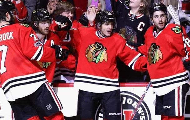 НХЛ: Чикаго розгромило Піттсбург, Тампа-Бей обіграла Кароліну
