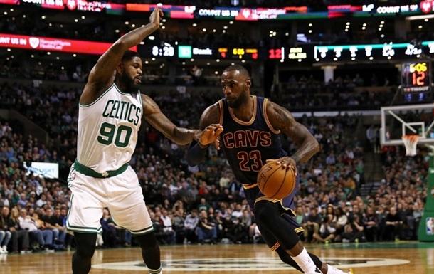 НБА: Бостон здолав Клівленд, Вашингтон переграв Торонто