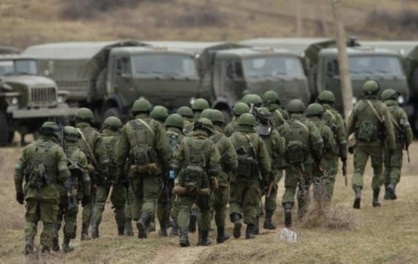 Військові частини у Криму підняли за тривогою