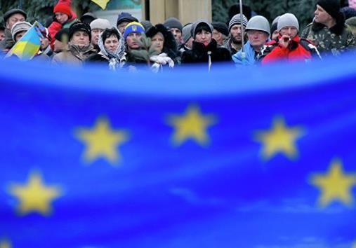 В 2013 году украинцы были больше европейцами, чем сегодня