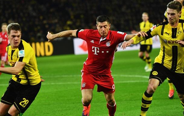 Кубок Німеччини: Результати жеребкування півфінальних пар