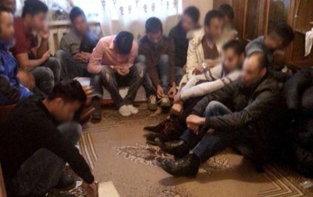 Во Львове задержали 15 нелегалов из Бангладеш