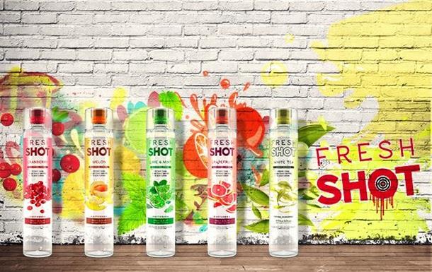Fresh Shot - новий бренд, новий тренд