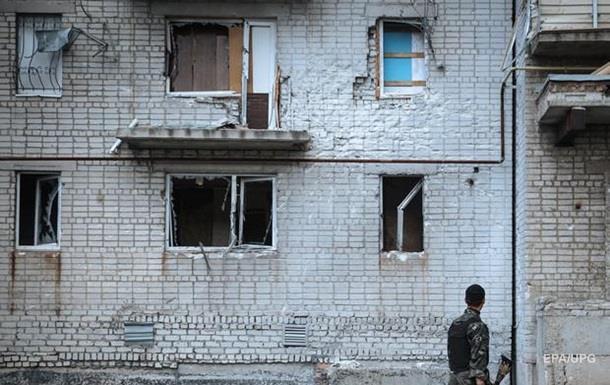 В Авдеевке обстреляли многоэтажку