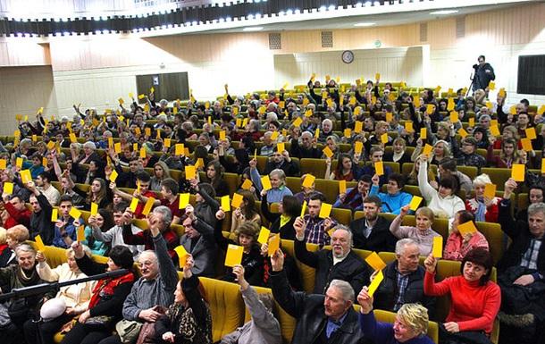 У Києві заснували громадський рух  За рідну мову  - ЗМІ
