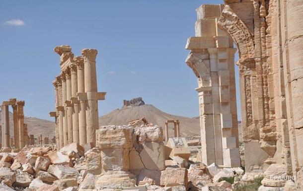 Пальміра після ІДІЛ: нові руйнування