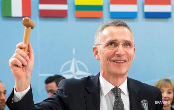 Столтенберг: НАТО не відмовиться від прийому України