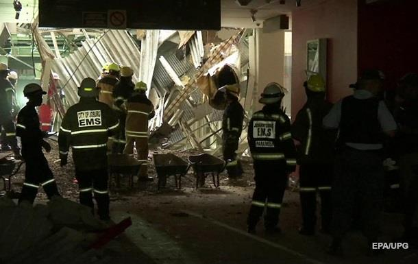 У ПАР впав дах лікарні, є постраждалі
