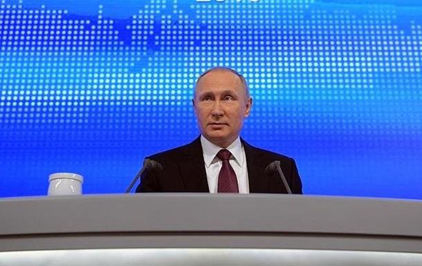 Кремль про визнання ЛДНР: Усе залежить від Путіна