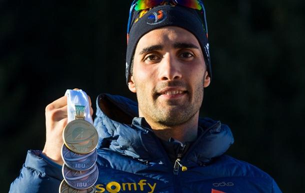 Фуркад достроково виграв Кубок світу з біатлону