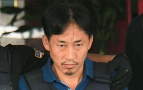 Підозрюваного у вбивстві Кім Чен Нама звільнили