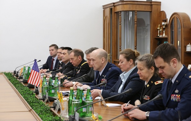 Генерал США: Допоможемо встановити мир в Україні