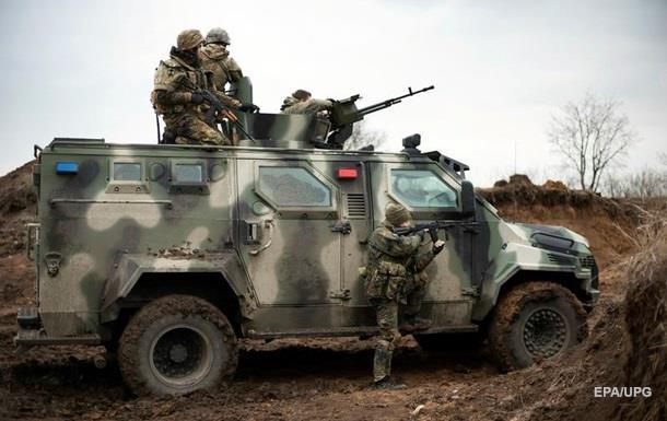 Доба в АТО: Понад 100 обстрілів, двоє поранених
