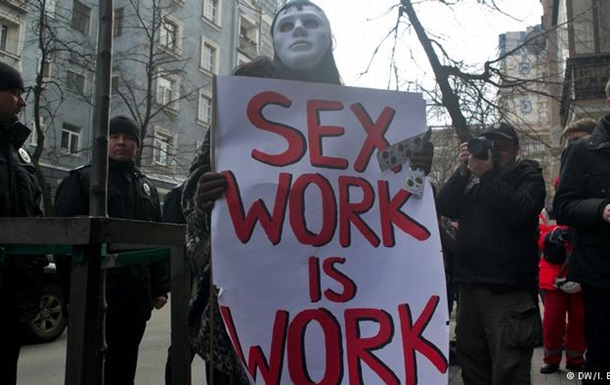 Легалізація проституції в Україні: новий виток дискусії