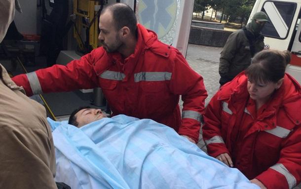 Насірова забрали з лікарні  Феофанія