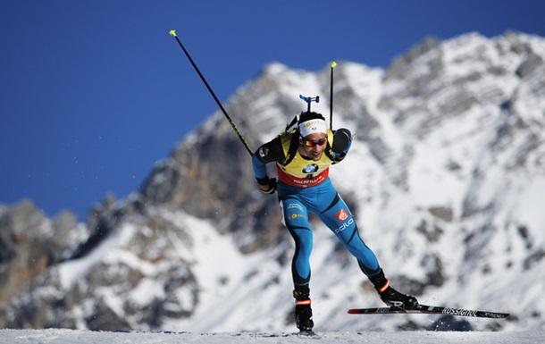 Біатлон: Фуркад виграв гонку переслідування, українці не потрапили у 20-ку