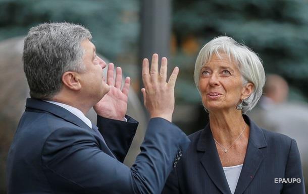 МВФ погодив оновлений меморандум з Україною