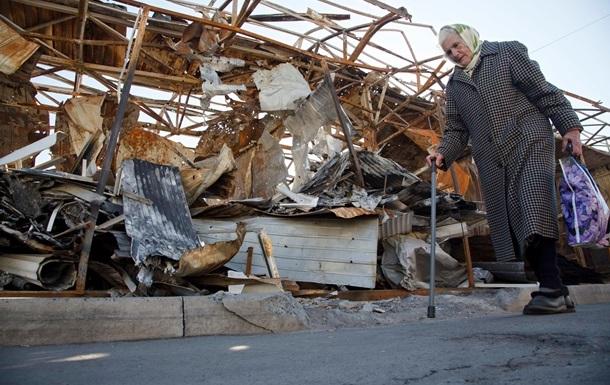 ООН фіксує зростання числа мирних жертв на Донбасі