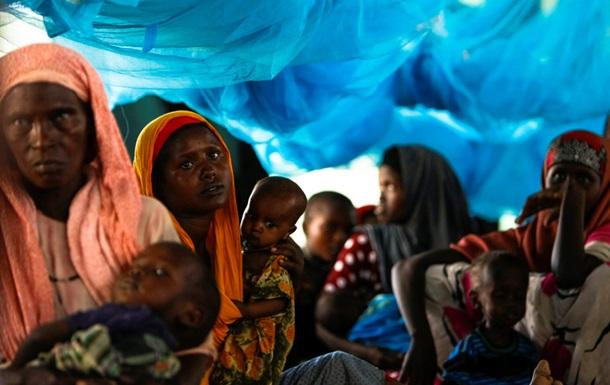 У Сомалі за дві доби від голоду померло понад 100 осіб