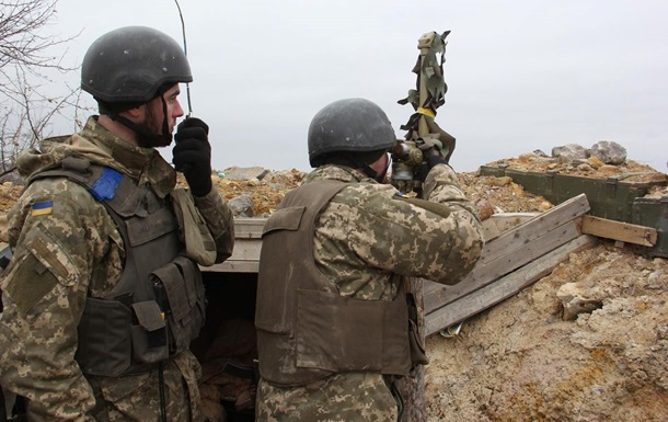 Доба в АТО: один військовий загинув, 10 поранені