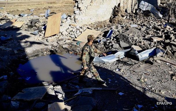 Вибух в Афганістані: загинули вісім осіб