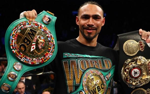 Турман переміг Гарсію, об єднавши титули WBA і WBC