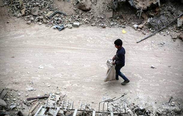 В Сирии эвакуировали 66 тысяч человек - ООН