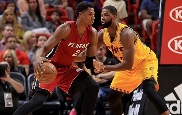 НБА Клівленд програв Маямі, Сан-Антоніо в овертаймі переміг Міннесоту