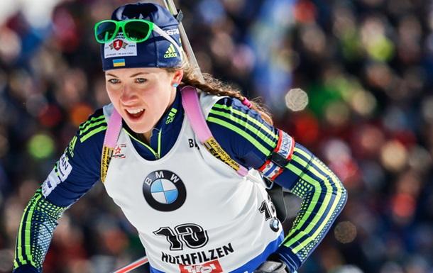 Біатлон: Німеччина виграла жіночу естафету на етапі Кубку світу
