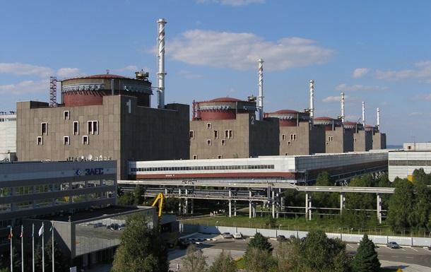 На Запорізькій АЕС працюють чотири енергоблоки з шести