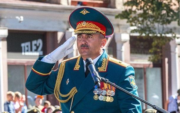 СМИ узнали подробности ранения российского генерала в Сирии