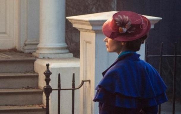Disney показала перший кадр з нової  Мері Поппінс