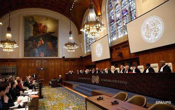 Суд в Гааге: Не все на Донбассе - террористы