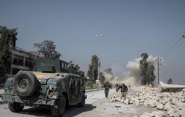 Ірак повернув контроль над головною урядовою будівлею в Мосулі