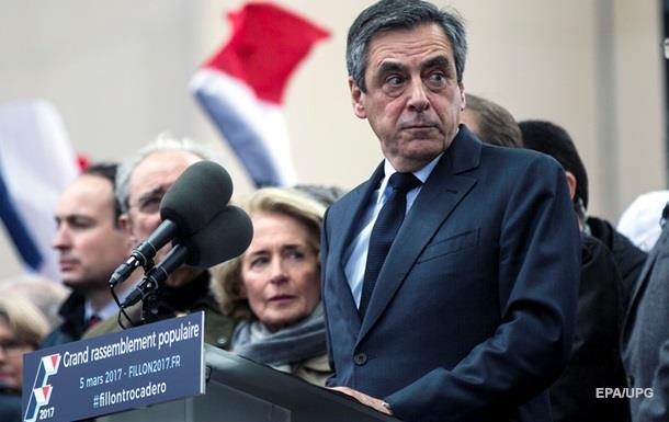 Фійон став офіційним кандидатом у президенти Франції