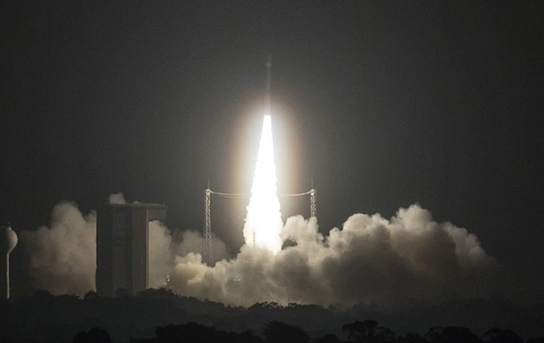 Европа запустила ракету с украинским двигателем