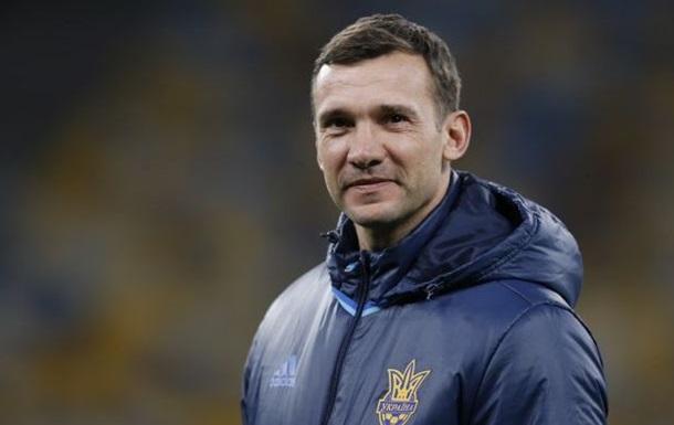 Шевченко везтиме на збір гравців Динамо і Шахтаря окремо від інших