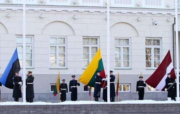 Страны Балтии продолжат требовать от РФ возмещения за  оккупацию